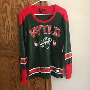 Women's MN Wild Long Sleeved Shirt